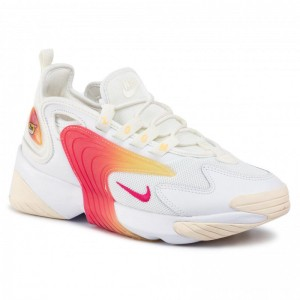 Black Friday 2020 - Nike Schuhe Zoom 2K AO0354 102 White/Rush Pink/Sail