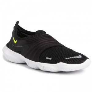 Black Friday 2020 - Nike Schuhe Free Rn Flykint 3.0 AQ5708 001 Black/Volt/White