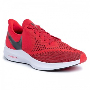 Black Friday 2020 - Nike Schuhe Zoom Winflo 6 AQ7497 600 University Red/Black/Gym Red