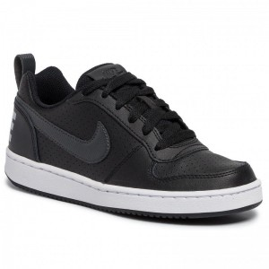 Black Friday 2020 - Nike Schuhe Court Borough Low Ep (Gs) BV0744 001 Black/Anthracite