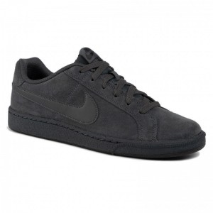 Nike Schuhe Court Royale Suede 819802 012 Anthracite/Anthracite/Black