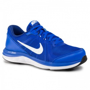 Black Friday 2020 - Nike Schuhe Dual Fusion x 2 (GS) 820305 400 Racer Blue/White/ Dp Ryl Bl/Wht