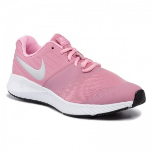 Black Friday 2020 - Nike Schuhe Star Runner (GS) 907257 601 Elemental Pink/Metallic Silver