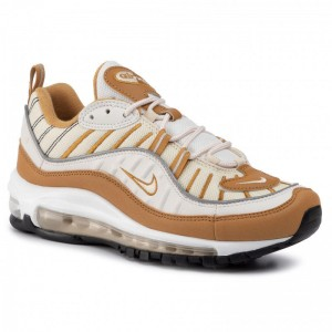 Nike Schuhe Air Max 98 AH6799 003 Phantom/Beach Wheat
