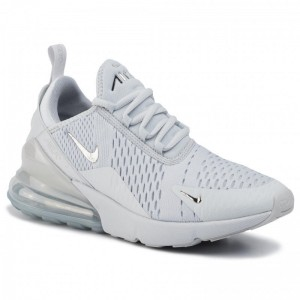 Black Friday 2020 - Nike Schuhe Air Max 270 CI2671 002 Pure Platinum/Chrome Black