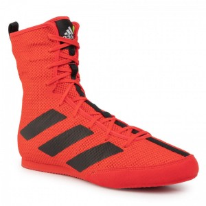 Black Friday 2020 - Adidas Schuhe Box Hog 3 F99922 Active Red