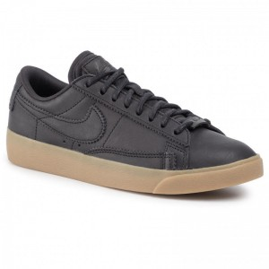 Black Friday 2020 - Nike Schuhe Blazer Low Lxx BQ5307 001 Oil Grey/Oil Grey