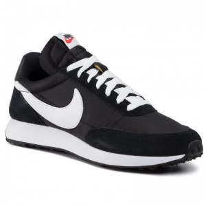 Nike Schuhe Air Tailwind 79 487754 012 Black/White/Team Orange
