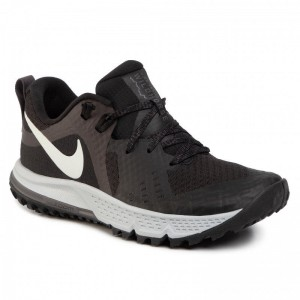 Nike Schuhe Air Zoom Wildhorse 5 AQ2223 001 Black/Barley Grey/Thunder Grey