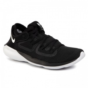 Nike Schuhe Flex 2019 Rn AQ7487 001 Black/White Anthratice