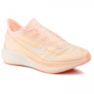 Black Friday 2020 - Nike Schuhe Zoom Fly 3 AT8241 800 Crimson Tint/White