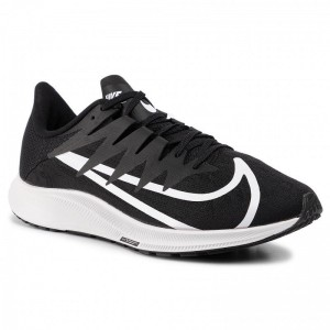 Black Friday 2020 - Nike Schuhe Zoom Rival Fly CD7287 001 Black/White/Vast Grey