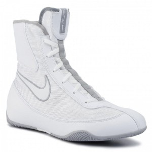 Black Friday 2020 - Nike Schuhe Machomai 321819 110 White/White/Wolf Grey