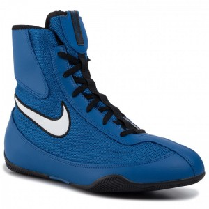 Nike Schuhe Machomai 321819 410 Team Royal/White/Black