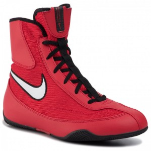 Black Friday 2020 - Nike Schuhe Machomai 321819 610 University Red/White/Black
