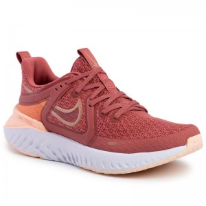 Black Friday 2020 - Nike Schuhe Legend React 2 AT1369 800 Light Redwood/Mtlc Red Bronze