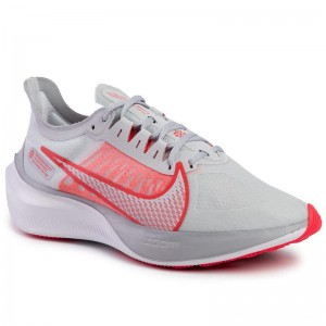 Nike Schuhe Zoom Gravity BQ3203 003 Pure Platinum/White/Red Orbit