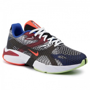 Nike Schuhe Ghoswift BQ5108 002 Black/White/Deep Royal Blue