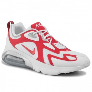 Black Friday 2020 - Nike Schuhe Air Max 200 AQ2568 100 White/University Red