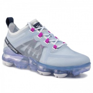 Nike Schuhe Air Vapormax 2019 AR6632 023 Football Grey/White/Obsidian
