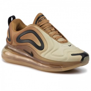 Black Friday 2020 - Nike Schuhe W Air Max 720 AR9293 700 Wheat/Black/Club Gold