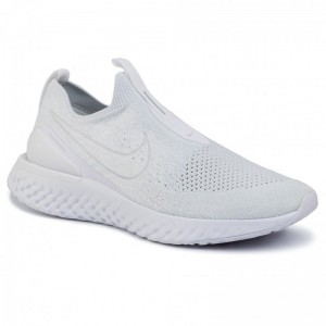 Black Friday 2020 - Nike Schuhe Epic Phantom Reack Fk BV0417 100 White/White/Pure Platinum