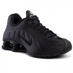 Black Friday 2020 - Nike Schuhe Shox R4 (GS) BQ4000 001 Black/Black/Black/White