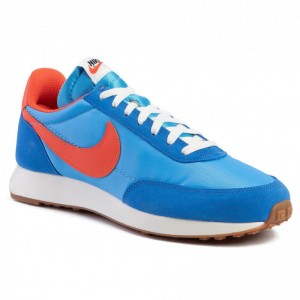 Nike Schuhe Air Tailwind 79 487754 408 Pacific Blue/Team Orange