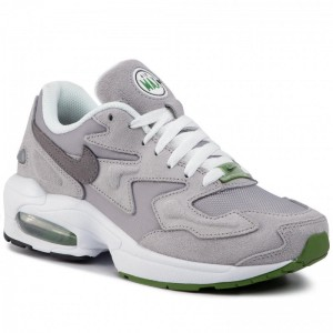 Nike Schuhe Air Max2 Light Lx CI1672 001 Atmosphere Grey/Gunsmoke