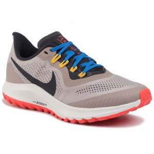 Black Friday 2020 - Nike Schuhe Air Zoom Pegasus 36 Trail AR5676 200 Pimice/Grey/Pacific Blue