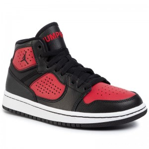 Nike Schuhe Jordan Access (Gs) AV7941 006 Black/Gym Red/White