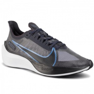 Nike Schuhe Zoom Gravity BQ3202 007 Oil Grey/Mountain Blue