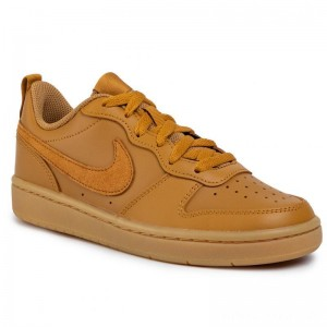 Black Friday 2020 - Nike Schuhe Court Borough Low 2 (Gs) BQ5448 700 Wheat/Wheat Gum/Light Brown