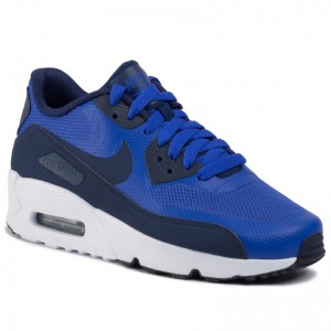 Black Friday 2020 - Nike Schuhe Air Max 90 Ultra 2.0 (GS) 869950 401 Paramount Blue/Binary Blue