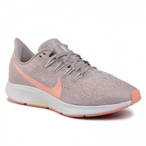 Black Friday 2020 - Nike Schuhe Air Zoom Pegasus 36 AQ2210 200 Pumice/Pink Quartz/Vast Grey
