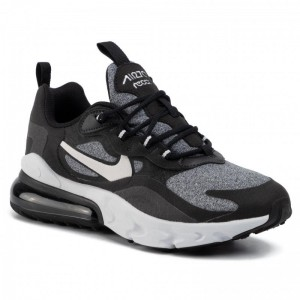 Black Friday 2020 - Nike Schuhe Air Max 270 React (Gs) BQ0103 003 Black/Vast Grey/Off Noir/White