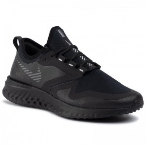 Black Friday 2020 - Nike Schuhe Buty Odyssey React Shield 2 BQ1672 001 Black/Black/Metallic Silver