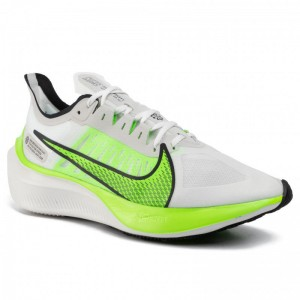Nike Schuhe Zoom Gravity BQ3202 003 Platinum Tint/Electric Green